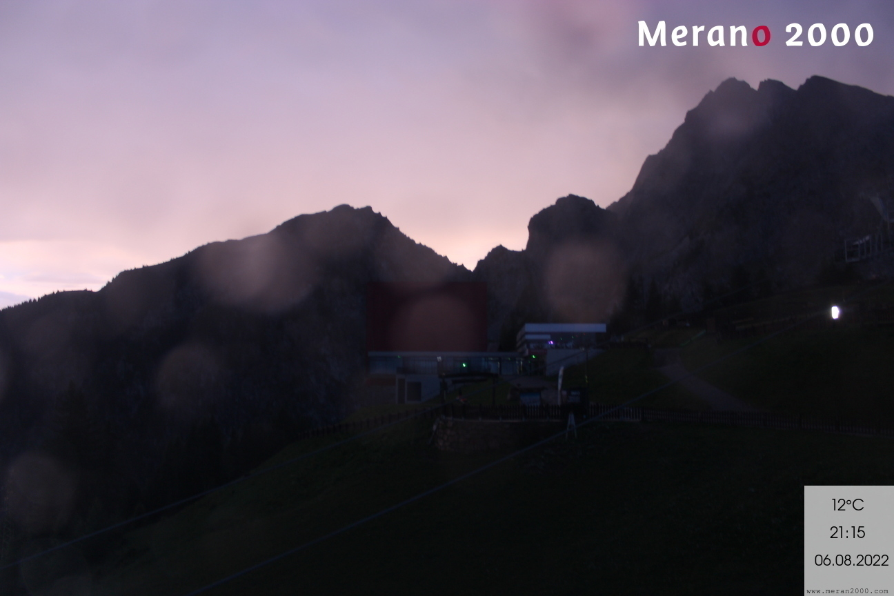 Merano 2000 - Mountain station