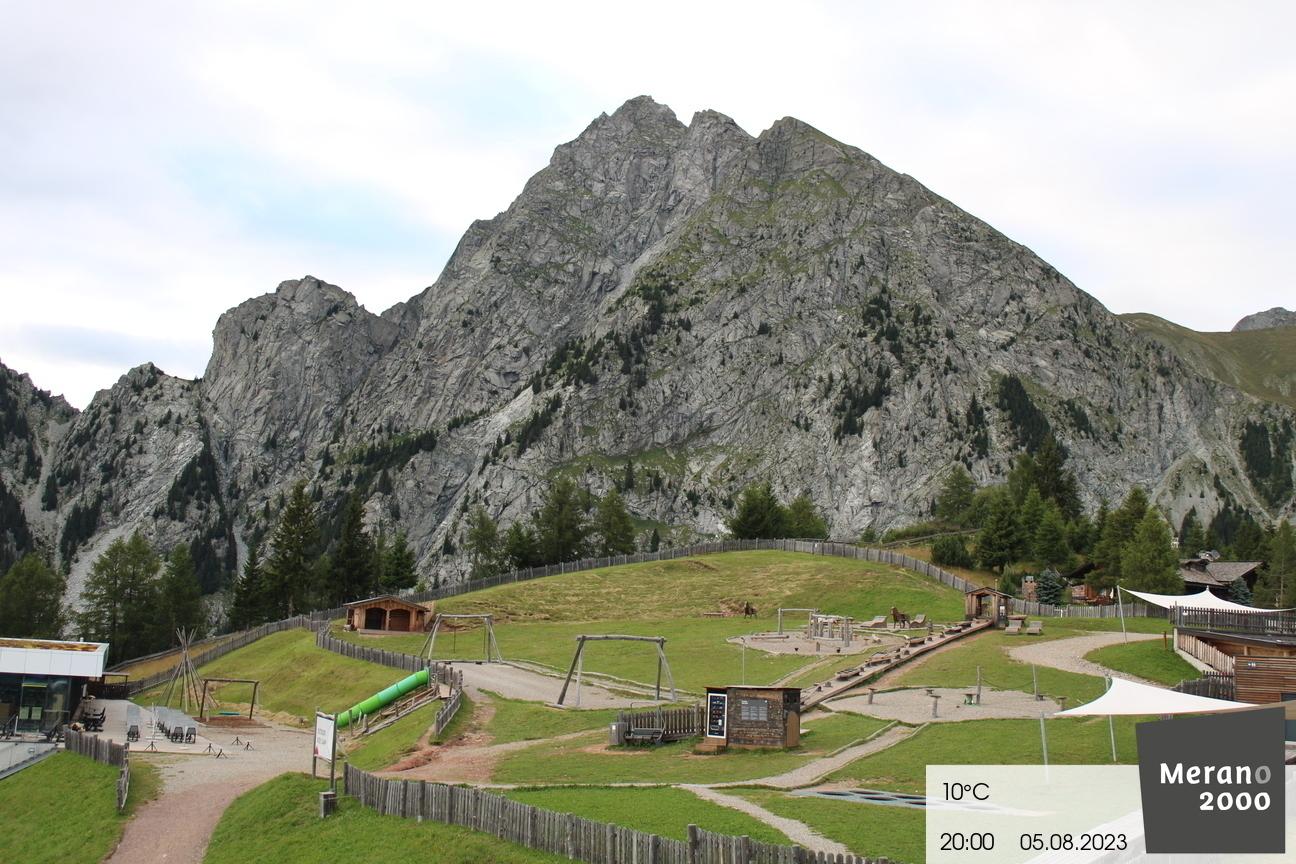 Outdoor Kids Camp Merano 2000