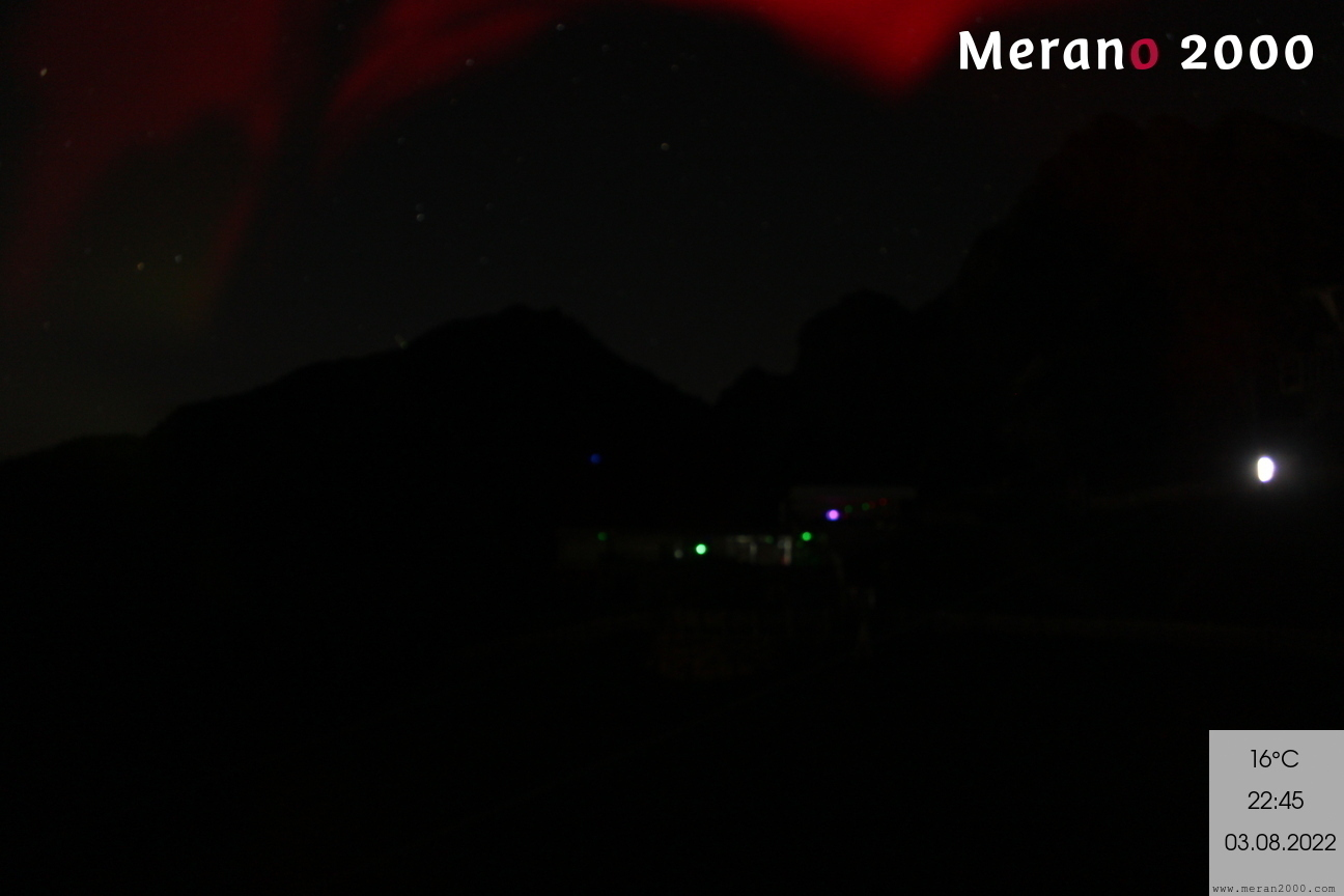 Summit Station - Cable Car Merano 2000